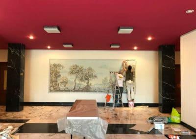 Peinture intérieure et décoration – 6