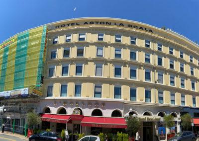 Ravalement - Hôtel Aston La Scala - Nice