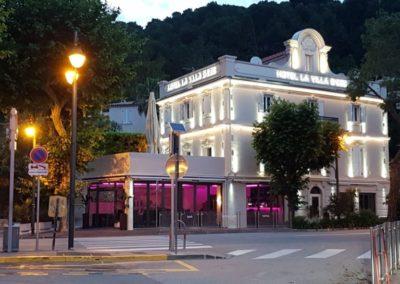 Ravalement - Hôtel La Villa d'Eze